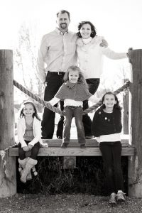 Lindstrom family picture